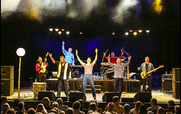 Photo of Sha Na Na 2011